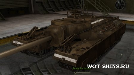 T95 /03/ Titan GDI Heavy Tank Destroyer