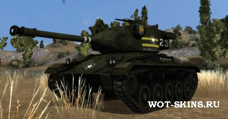 M24 Chaffee /02/ by Vecsill