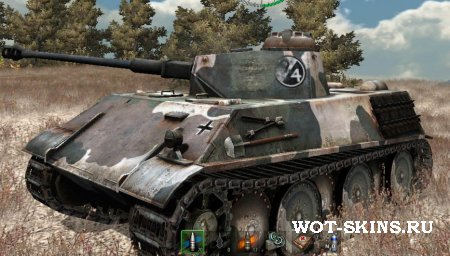 Шкурка на VK2801 /04/ world of tanks