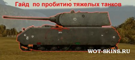 World of Tanks - Гайды по пробитию танков от Константина Солдатова