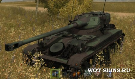 AMX 13 75 /06/ by stomp22 for world of tanks
