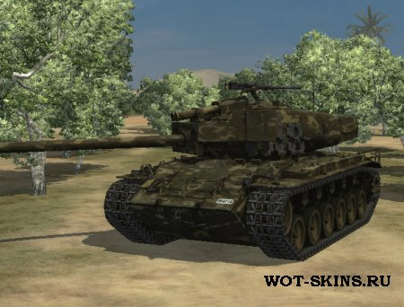 T26E4 SuperPershing /03/ by PhronemoS