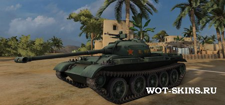 Type62 /03/ tanks skins for WOT