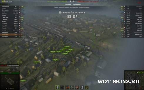 Zoom для игры World Of Tanks [0.8.6]